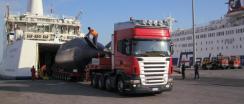 Izredni prevoz blaga